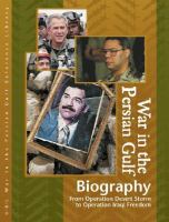 War In The Persian Gulf Biographies