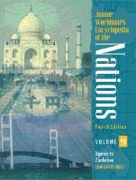 Junior Worldmark Encyclopedia of the Nations (4th Ed.)