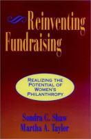 Reinventing Fundraising