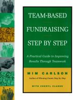 Team-based Fundraising Step by Step