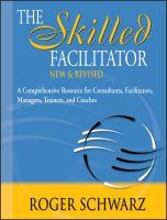 The Skilled Facilitator