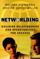 Networlding