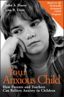 Your Anxious Child