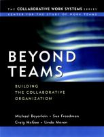 Beyond Teams