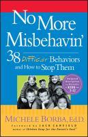 No More Misbehavin'