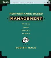 Performance-based Management