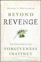 Beyond Revenge