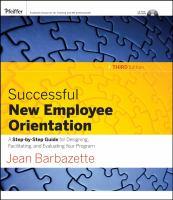 Successful New Employee Orientation