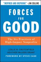 Forces for Good