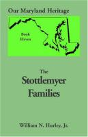 The Stottlemyer Families