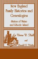 New England Family Histories
