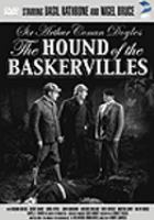 The Hound of the Baskervilles [videorecording (DVD)]