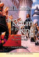 The Return of the King (#3)