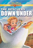 The Rescuers Down Under(DVD)
