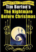 The nightmare before Christmas [videorecording]