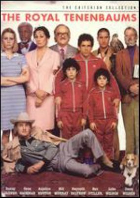 Cover image for The Royal Tenenbaums
