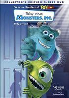 Monsters, Inc. [videorecording (DVD)]