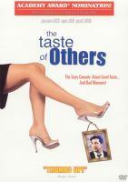 Les goût des autres