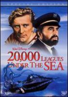 20,000 leagues under the sea [videorecording (DVD)]