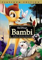 Bambi(DVD,Disney,Platinum Ed.)