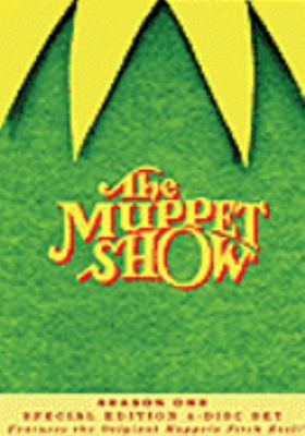 Cover image for The Muppet Show