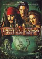 Pirates of the Caribbean : [videorecording (DVD)] dead man's chest