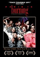 Cover of Paris Is Burning (DVD)