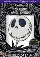 Tim Burton's the nightmare before Christmas [videorecording (DVD)]