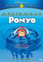 Ponyo [videorecording (DVD)]