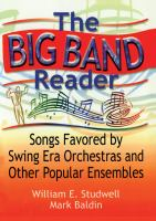 The Big Band Reader