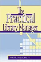 The Practical Library Manager