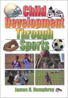Child Development Through Sports