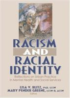 Racism and Racial Identity