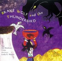 Brave Wolf and the Thunderbird