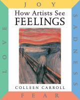How Artists See Feelings