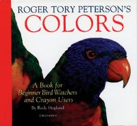 Roger Tory Peterson's Colors