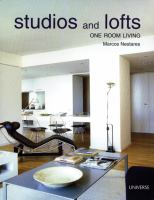 Studios and Lofts