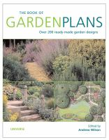 The Book of Garden Plans