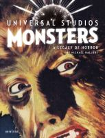 Universal Studios Monsters