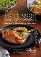 The Hadassah Everyday Cookbook