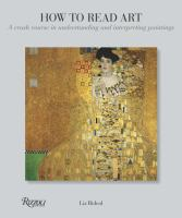 How to Read Art