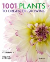 Image: 1001 Plants to Dream of Growing