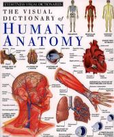 The Visual Dictionary of Human Anatomy
