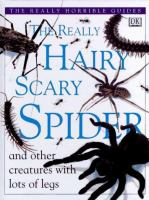 The Really Hairy Scary Spider