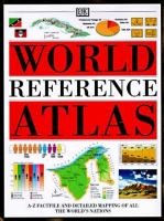 The Dorling Kindersley World Reference Atlas