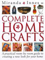 Complete Home Crafts