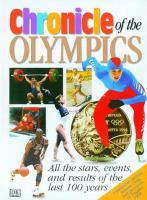 Chronicle of the Olympics, 1896-2000