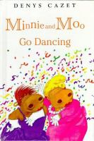 Minnie and Moo Go Dancing