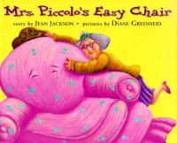 Mrs. Piccolo's Easy Chair