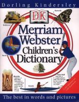 Dorling Kindersley Merriam-Webster Children's Dictionary
